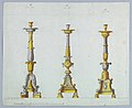 Drawing, Three Designs for Candlesticks, 1802 (CH 18547969).jpg