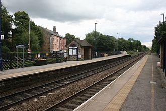 Dronfield - Dronfield Railway Station