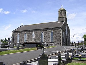 Kilrea - Drumnagarner Catholic church.