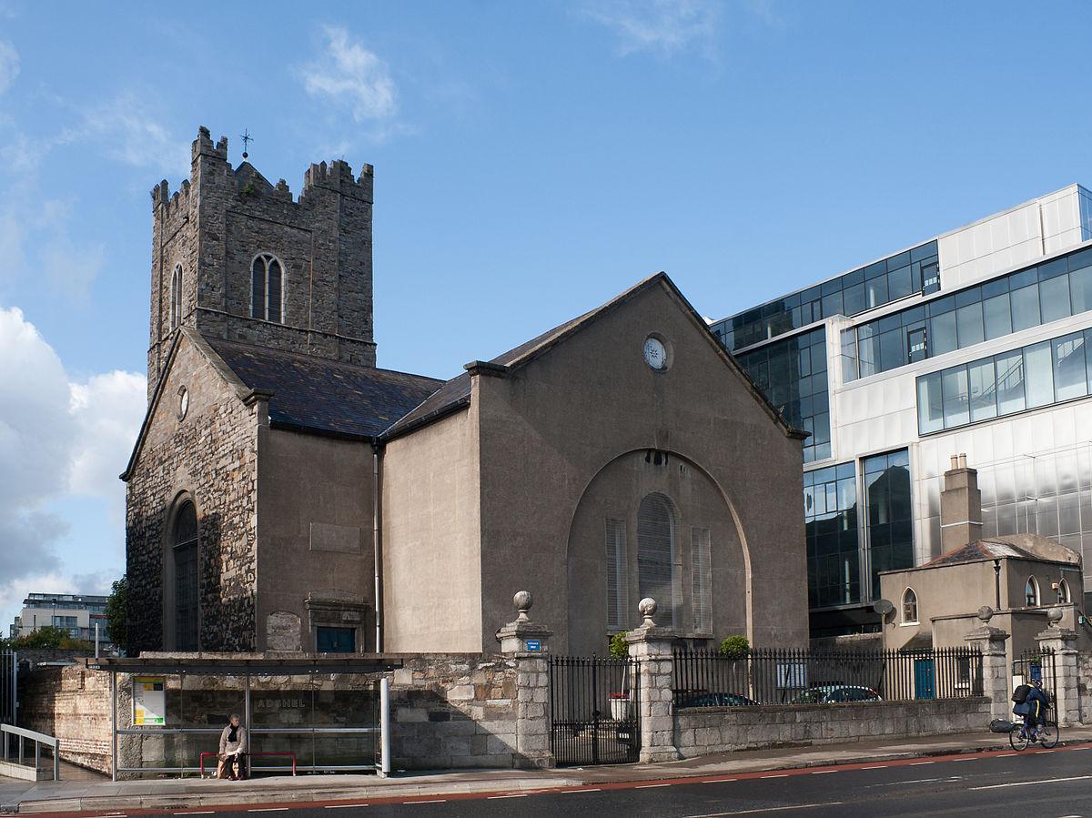 St. Michan's Church, Dublin - Wikipedia