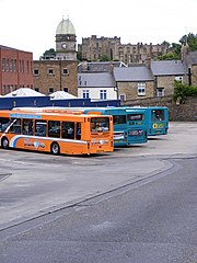 Durham Bus Station - geograph.org.uk - 883858