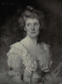 Dutch Painting in the 19th Century - Thérèse Schwartze - The Baroness Michiels van Verduijnen.png