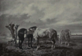 Dutch Painting in the 19th Century - Verschuur - Stormy Weather.png