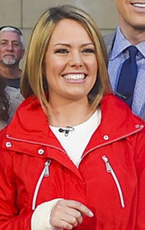 Dylan Dreyer - Dreyer in May 2015