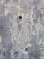 Dzagavank (cross in wall) (42).jpg
