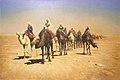 E.Cury - Caravana, Deserto da Líbia.jpg