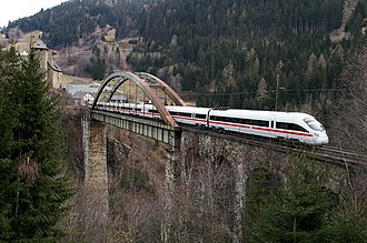 Austrian Federal Railways - Intercity-Express (ICE)