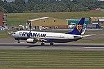 EI-DPC Boeing 737-8AS Ryanair BHX 22-06-18 (41442381040).jpg