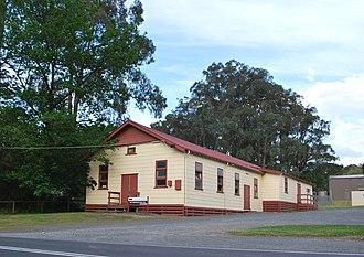 East Warburton, Victoria - Public hall