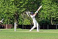 Eastons CC v. Chappel and Wakes Colne CC at Little Easton, Essex, England 08.jpg