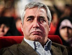 Ebrahim Hatamikia - Image: Ebrahim Hatamikia in Ghoghnos Film Festival