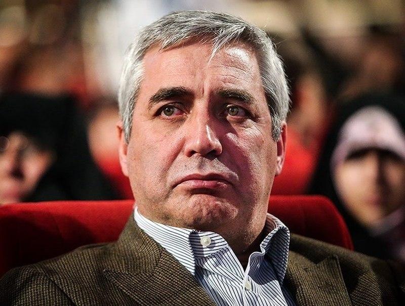 Ebrahim Hatamikia in Ghoghnos Film Festival.jpg
