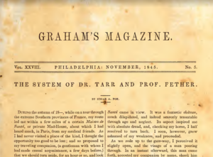 The System of Doctor Tarr and Professor Fether - Image: Edgar Allan Poe System of Doctor Tarr and Professor Fether