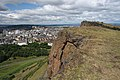 Edinburgh from Salisbury Crags - geograph.org.uk - 896884.jpg