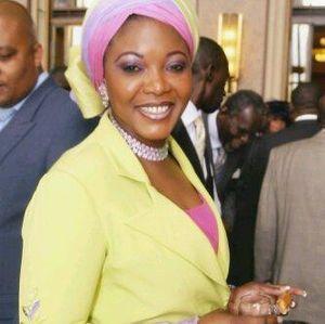 Edith Lucie Bongo - Image: Edith Bongo