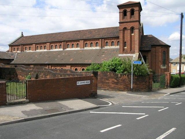 Edlington - Saint John's Church