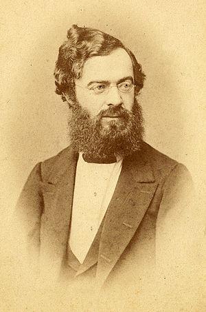Edmund Weiss - Edmund Weiss 1872 (US Naval Observatory)