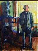 Edvard Munch Self Portrait With Hands In Pockets 1925.jpg