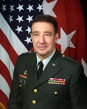 Edward D. Baca - LTG Edward Baca, Chief, National Guard Bureau