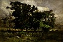Edward Mitchell Bannister - Tree Landscape - 1984.147 - Smithsonian American Art Museum.jpg