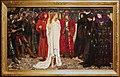 Edwin austin abbey, la penitenza di eleonora di gloucester, 1900.jpg