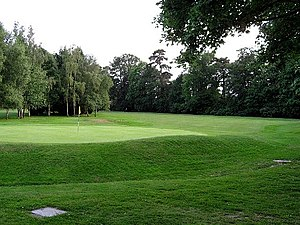 Felbridge - Effingham Park Golf Course, Felbridge