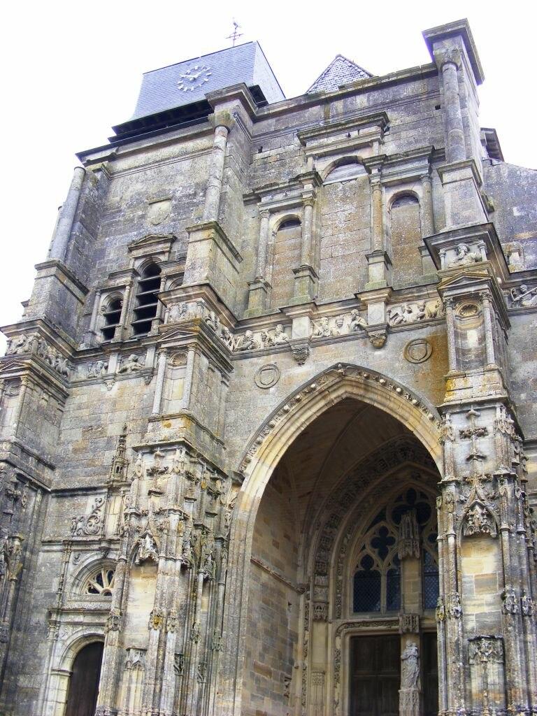Saint-Louvent church