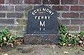 Egremont Ferry milepost, Wallasey Road.jpg