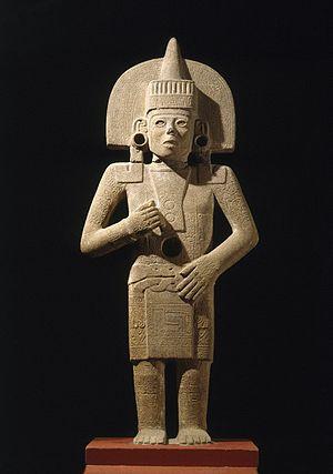 Ehecatl - Ehecatl-Quetzalcoatl Brooklyn Museum