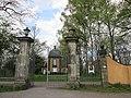 Ehemaliges Portal des Küchengartens - Hannover-Linden Stadtfriedhof Am Lindener Berge (Lindener Bergfriedhof) - panoramio.jpg