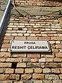 Elbasan - Rruga Reshit Çelirama - Sign (2018).jpg