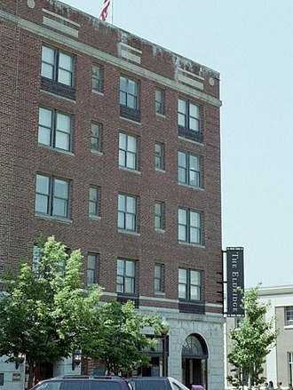 The Eldridge Hotel - Image: Eldridge Hotel Lawrence KS
