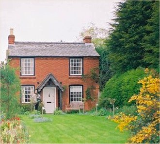 Edward Elgar - Elgar's birthplace, The Firs, Lower Broadheath