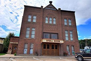 Elkader Opera House United States historic place