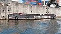 Ellerholzdamm, Barge, WPAhoi, Hamburg (P1080333).jpg
