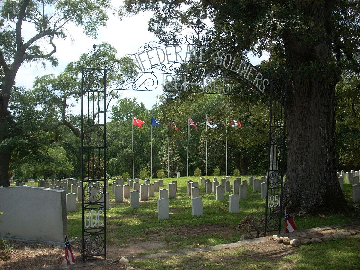 Elmwood Cemetery Columbia South Carolina Wikipedia
