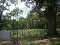 Elmwood Cemetery, Confederate Cemetery Entrance, 501 Elmwood Ave., Columbia, (Richland County, South Carolina).JPG