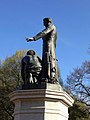 Emancipation Memorial, Lincoln Park, Capitol Hill, Washington DC 2014.jpg