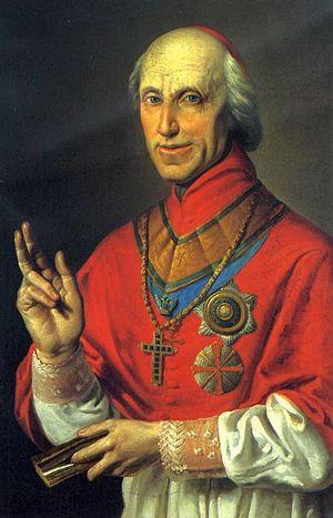 Emmanuele de Gregorio - Cardinal Emmanuele de Gregorio