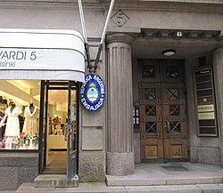 Embajada de Argentina en Finlandia