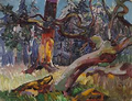 Emily Carr-Sunlight in the Forest-1912.png
