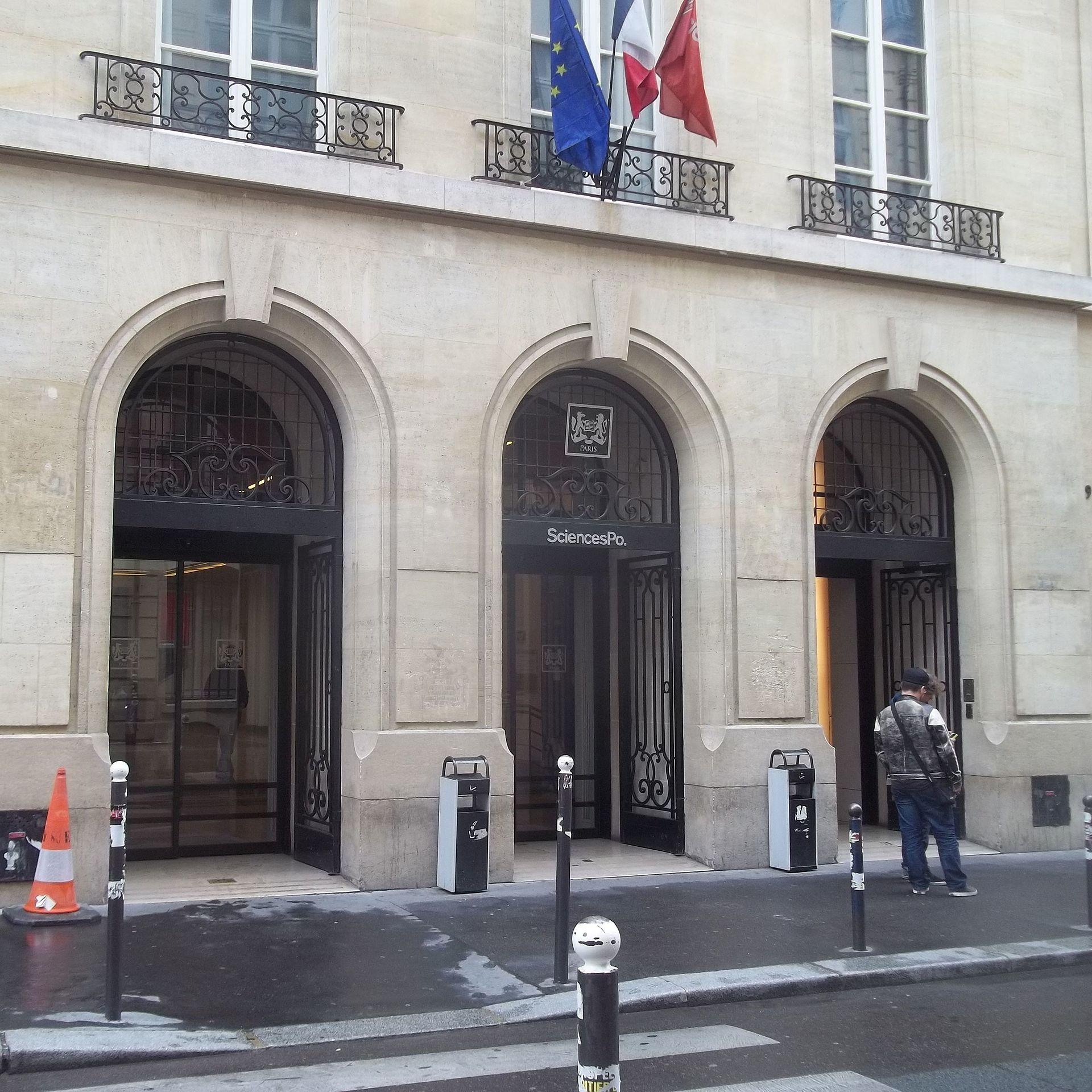 Istituto di studi politici di parigi wikipedia for 9 rue de la chaise sciences po