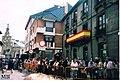 Entrada del Santo 2008 - Calle Castilla.jpg
