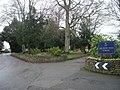 Entrance to Cruckton Hall School - geograph.org.uk - 659129.jpg