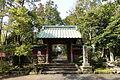 Entry gate - Jufukuji - Kamakura, Kanagawa, Japan - DSC07932.JPG