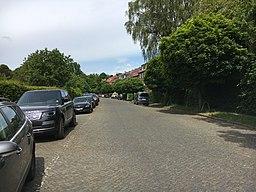 Enzianstraße in Hamburg