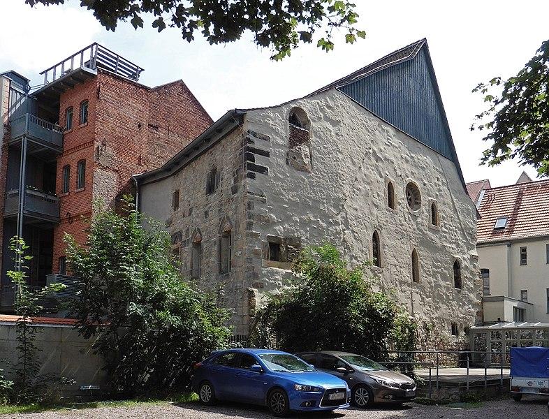 File:Erfurt Alte Synagoge von W.JPG
