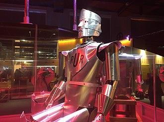 Eric (robot) - Eric rebuilt in 2017