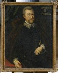 Erik Sparre af Rossvik, 1550- 1600