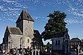 Ernée - Notre Dame de Charne - Extérieur - PA00109503 - 002.jpg